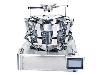 High Precision Compact Weigher for free flow products (Optional 10 heads, 14 heads; 5-60g, 5-100g, 5-200g; 0.3L, 0.5L)