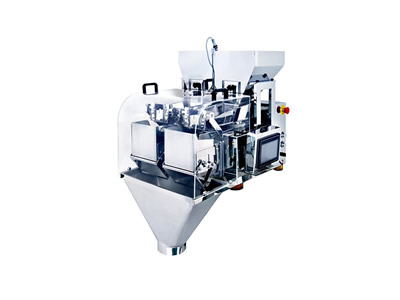 JW-AX2 Dual Heads Linear Weigher Stainless Steel Machine,50-3000g, 4.5L