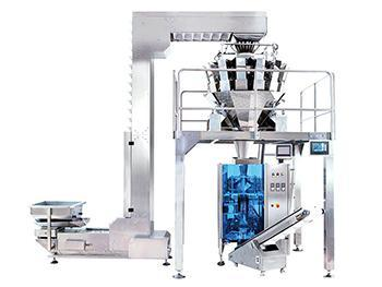 JW-LCX1 Vertical Form, Fill and Seal Line,with 12 heads weigher