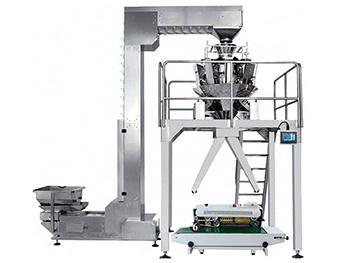 Semi-Automatic VFFS Packing Line