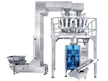 Weighing and Packing System for Mixed Products